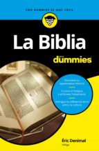 la biblia para dummies (ebook)-eric denimal-9788432903540