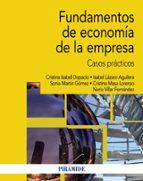 Fundamentos de economía y Empresa