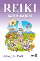reiki para niños-johnny de carli-9788441425040