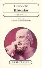 libros v-ix: historias (vol. 2)-9788446002840