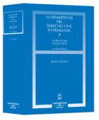 fundamentos derecho civil patrimonial relacion (t. 2) luis diez picazo ponce de leon 9788447029440