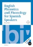 english phonetics and phonology for spanish speakers brian mott 9788447535040