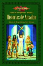 historias de ansalon-margaret weis-tracy hickman-9788448004040