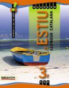 quadern d estiu 3 eso. llengua catalana-9788448925840