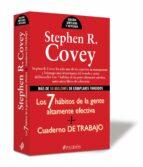 pack los 7 hábitos de la gente altamente efectiva stephen r. covey 9788449332340