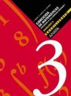 matematicas opcion ciencias sociales cuaderno 3 1º bachillerato 9788466713740