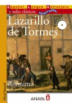 lazarillo de tormes (español lengua española: nivel inicial) (aud io clasicos adaptados) (incluye audio-cd)-9788466752640