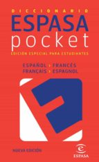 diccionario espasa pocket (español-frances / français-espagnol) ( ed. especial para estudiantes)-9788467020540