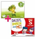 El libro de Alethea and daisy, robin and me red. pack global 3 años autor VV.AA. TXT!