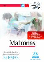 matronas del servicio de salud de la comunidad de madrid. test-9788467685640