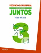 aprender es crecer juntos 2º educacion primaria tercer trimestre aragón / asturias / cantabria / castilla la mancha / ceuta / 9788467875140