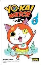 yo kai watch 02 9788467923940
