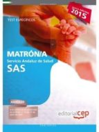 MATRÓN/A. SERVICIO ANDALUZ DE SALUD (SAS). TEST ESPECÍFICOS