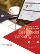 (comm040po) cuaderno de ejercicios. gestion del marketing 2.0-9788468183640