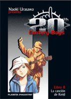 20th century boys nº 8 naoki urasawa 9788468472140
