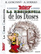 asterix: la residencia de los dioses  (la gran coleccion 17)-rene goscinny-9788469624340