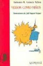versos como niños-antonio a. gomez yebra-9788475174440