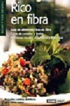rico en fibra: guia de alimentos ricos en fibra iona purti 9788475565040