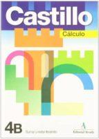 castillo 4b: sumar y restar llevando-rosa maria marti fuster-jose nadal colome-9788478874040