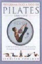 programa paso a paso de pilates (libro + dvd) jennifer pohlman 9788479024840