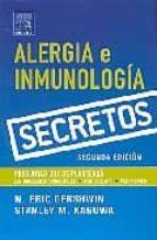 alergia e inmunologia: secretos (2ª ed.)-m.e. gershwin-s.m. naguwa-9788481748840