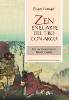zen en el arte del tiro con arco eugen herrigel 9788484454540