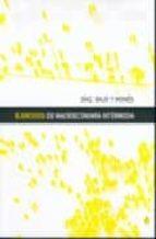 ejercicios de macroeconomia intermedia-carmen diaz-mª antonia mones-oscar bajo rubio-9788485855940