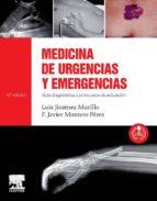 medicina de urgencias y emergencias + acceso web (ebook) luis jimenez murillo f. javier montero perez 9788490224540