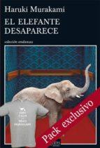 pack libro el elefante desaparece + camiseta keep calm murakami-haruki murakami-9788490662540