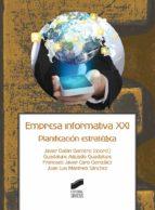 empresa informativa xxi-9788490774540