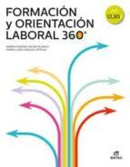 formación y orientación laboral 360º ed. 2018 9788490789940