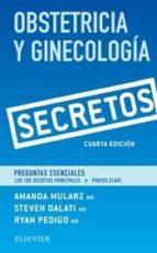 obstetricia y ginecología. secretos. 4º ed a. mularz 9788491131540