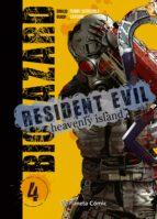 resident evil: heavenly island nº 4/5-naoki serizawa-9788491466840