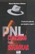 coaching para enamorar-maria martinez alcazar-9788493688240