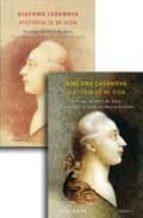 historia de mi vida (estuche 2 vols.)-giacomo casanova-9788493724740