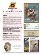 la isla del tesoro: el mapa de los sueños ((graphiclassic 2) robert louis stevenson 9788494315640