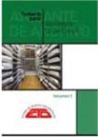 temario para ayudante de archivos (o.c.) (2 vols.)-9788494625640