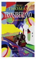 transiberiano-albert richard thomas-9788494777240