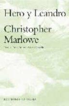 hero y leandro christopher marlowe 9788495037640