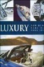luxury para el 9788496449640