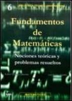 fundamentos de matematicas esther cuervos sanchez 9788496486140