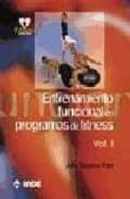 entrenamiento funcional i - programa fitness-julio dieguez papi-9788497291040
