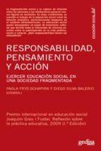 responsabilidad,  pensamiento y acción (ebook)-paola fryd schapira-9788497845540
