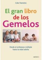el gran libro de los gemelos (2ª edicion) coks feenstra 9788497990240