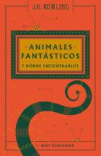 animales fantásticos y dónde encontrarlos-j.k. rowling-9788498387940