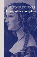 obra poetica completa-antonio colinas-9788498414240