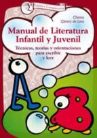 manual de literatura infantil y juvenil chema gomez de lora 9788498422740