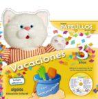 vacaciones papelillos 3 (cd musica y pegatinas) 9788498776140