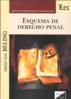 esquema de derecho penal ernest von beling 9789563921540
