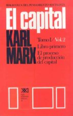 el capital (tomo i    / vol. 2)-karl marx-9789682304040